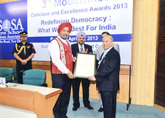 The Modernites Achievers Award 2013